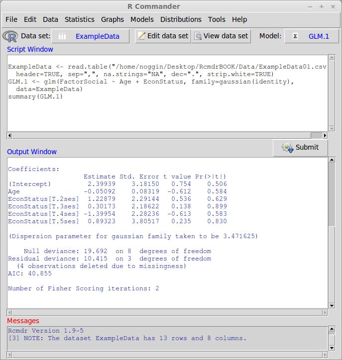 Text mining in r and mysql